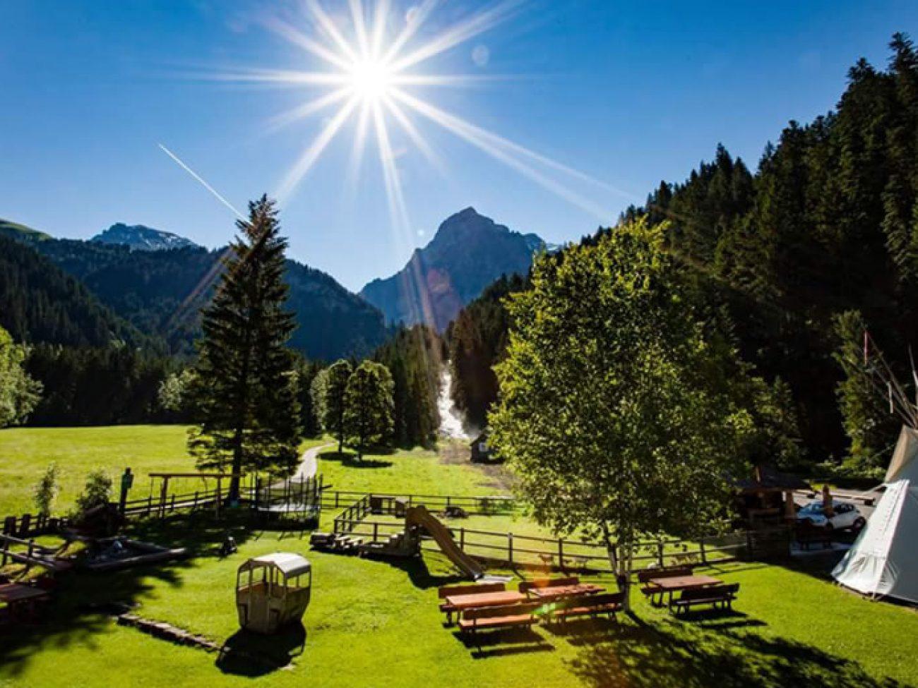 Wunderbare Umgebung und Gastgeber mit Leidenschaft